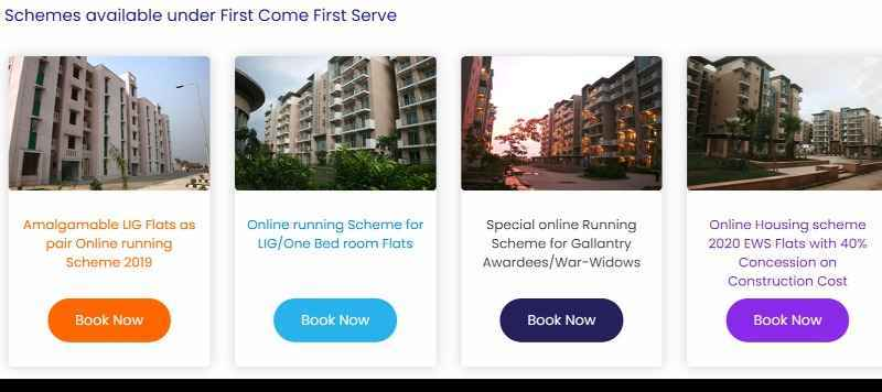 Online Instant Flat Booking 2021